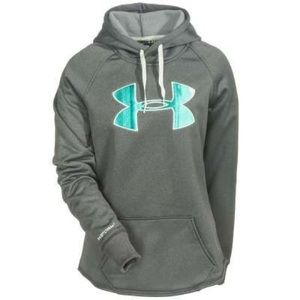 Under Armour Sweatshirt Cold Gear Charcoal Gray